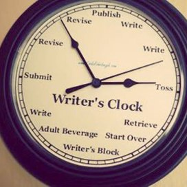 writers-clock