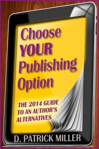 Choose your publishing Option