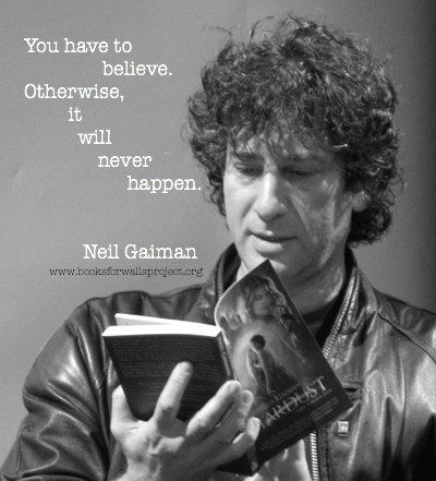 Neil Gaiman from Stardust QUOTES You have to believe-1